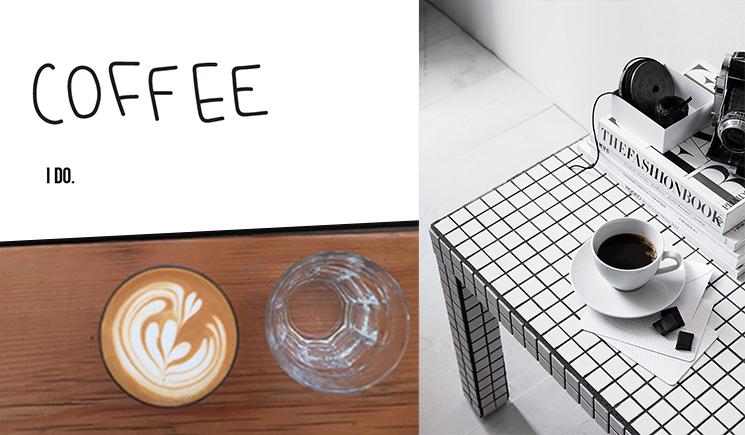 Coffee - I do. ASAP