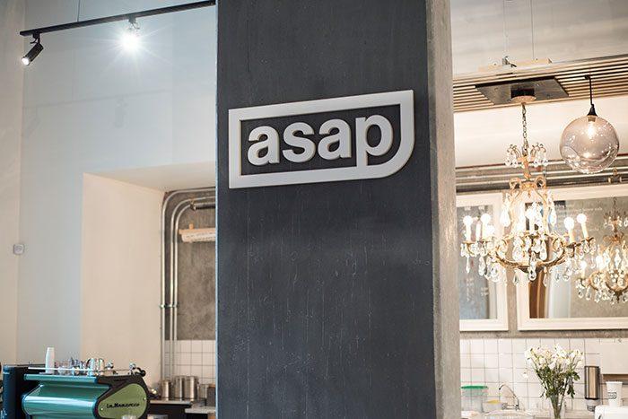 ASAP Coffee / Food for sale