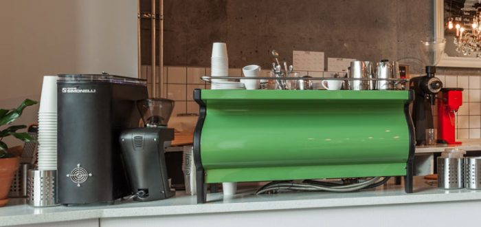ASAP Coffee Shop Equipment